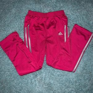 NWOT little girls Adidas pants